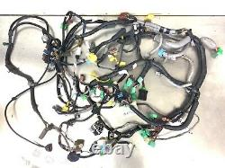05-06 RSX TYPE-S Wire Harness Instrument Wiring Loom Cables Plugs Dash Cord OEM