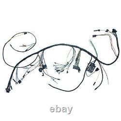 1965 Mustang Underdash Wiring Loom Harness 65 GT or Pony Deluxe Interior 5 Gauge