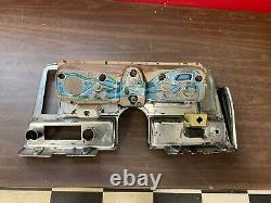 1975 1976 Chevy Nova Woodgrain Dash Gauge Speedometer Switch Cluster Wiring Gm