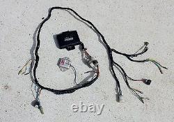 1987-1994 Yamaha Banshee wiring loom harness & 2GU-50 CDI box electronics 2GU-51