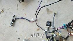 1991-1992 Toyota Mr2 Sw20 Cabin Body Dash Harness Wire Loom 91 92 93 Complete