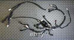 2006-2009 Yamaha YFZ450 Complete factory OEM UNCUT Wiring harness loom & plugs
