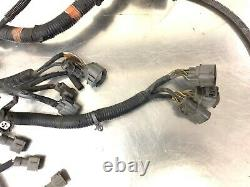 92-93 Civic DX 1.5L Wire Harness Engine Wiring Loom Cables Plugs Sub Cord OEM
