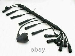BMW E28 E30 E34 Ignition Spark Plug Wires Set New Wiring Loom Harness Cables