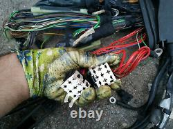 BMW E38 730i 740i M60 V8 DME ECU Engine Wiring Harness Loom 1742364 AUTOMATIC