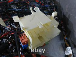 BMW E46 M3 2001-06 S54 3.2 MANUAL Interior Wiring Loom Harness V. G. Condition