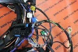 Bmw 1 Series F20 Genuine Complete Sat Nav Wiring Loom Harness 6828281 9399971