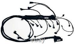 CABLAGGIO MOTORE Mercedes R129 SL320 Engine Wiring Harness Loom. LEGGI! READ