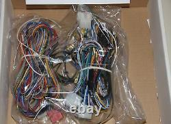 Classic Fiat 500 D Electrical Wiring Kit Wiring Loom Harness High Quality New