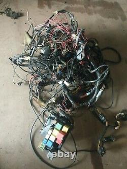 Ford fiesta mk3 xr2i wiring harness