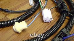 Forward Lamp Wiring Harness 73 Camaro Made in USA headlight wire loom