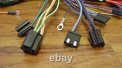 Forward Lamp Wiring Harness Made in USA 67 Camaro RS Rally Sport with Gauges V8