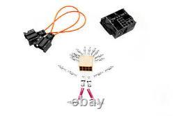 Für Audi A4 8K A5 8T Original Kufatec Kabel Umrüstung MMI Basic = MMI 3G High