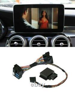 Für Mercedes C-Klasse W205 S205 TV DVD Free Bild Video FREISCHALTUNG passend