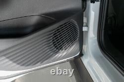 Für VW ID3 E11 Original Kufatec Komplettset Lautsprecher HINTEN + Kabelbaum