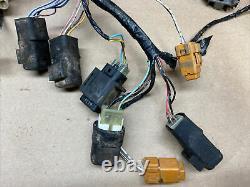 Genuine Kawasaki Kfx 450r Wire Harness Wire Loom. Cut Wirs 26031-0404j. 08-14
