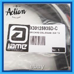 Go Kart Iame X30 & Rl Leopard Wiring Harness Loom Key Start Type Original Parts