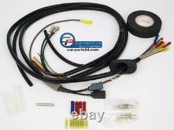 H+B Reparatur Kabelbaum Repair wiring harness Heckklappe links für BMW E61