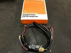 Harley Davidson NOS OEM FX FXE Shovelhead Main Wire Wiring Harness Loom 70343-75