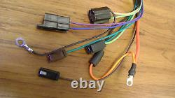Head Lamp Wiring Harness MADE IN USA 67 Camaro RS Rally Sport V8 no gauges