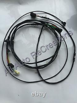 Holden HQ HJ HX HZ 1 Tonner Cab/Body Wiring Harness to Tail Light Loom Wire