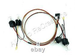 Holden LX Torana Tail Light Wiring Harness Wire Loom SS SLR A9X Hatch