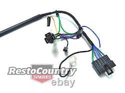 Holden Torana LX Headlight Wiring Loom / Harness H4 wire light globe