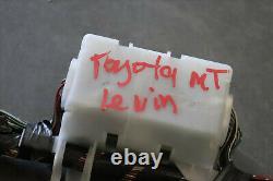 JDM Toyota Levin Trueno AE111 5MT 4AGE RHD Under Dash Cabin Wiring Harness Loom
