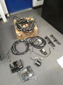 Jaguar Mk2 Full Body Wiring Loom Harness