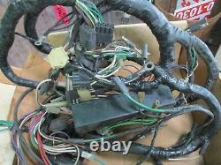 Jaguar XJ12C dash harness wiring loom C44214 Jaguar XJ12, Jaguar XJ12L, NOS