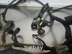 Jeep Cherokee XJ 2000 2001 OEM 4.0L Engine Wire Harness Wiring Loom 00 01