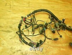 Jeep Wrangler YJ 92-95 Dash Wire Wiring Harness Loom Rear Wiper Defrost