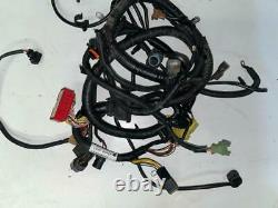 Land Rover Defender Td5 engine wiring loom harness ABS & air con type YSB000852