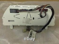 MGTF LE500 new SPEEDO CLOCKS KM/H YAC005410 & WIRING LOOM HARNESS YMG003060
