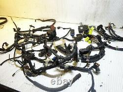 Mitsubishi evo 5 engine wiring harness loom ecu