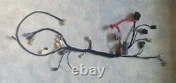 Motorcycle race wiring loom/harness, Kawasaki, Suzuki, Yamaha, Honda, Triumph