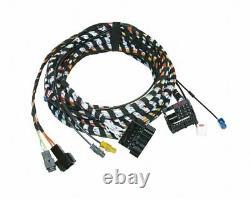 NTG 1 umrüst. Auf Mercedes Comand NTG 2.5 Original Kufatec Kabelbaum Adapter