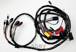 New! 1967 Ford Mustang Headlight wire harness Loom Made in USA Witho Tach Witho GT