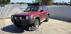 Nissan Patrol Tb45 Engine Loom Wiring Harness Gu/gu II 12/97-04/17, Never On Gas