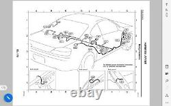Nissan S15 Silvia Spec R Interior Wiring Loom Harness