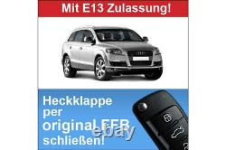 Original Kufatec Comfort Heckklappen Modul Fernbedienung für Audi A6 4F C6 A8 4E
