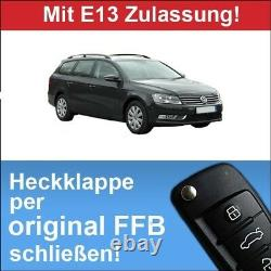 Original Kufatec Comfort Heckklappen Modul Fernbedienung für VW Passat B7 Varian