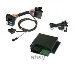 PREMIUM Bluetooth Freisprecheinrichtung + MP3 RNS-E / BNS 5.0 für Audi A3 S3 8P