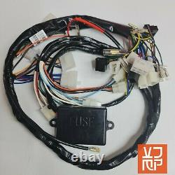 Reproduction RD250LC RD350LC Wiring Loom / Harness 4L1 4L0