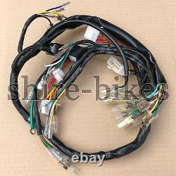 Reproduction Wiring Loom Harness for Honda CB750 Four K6 1976 (32100-341-900P)