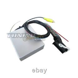Rückfahrkamera Interface Kabelbaum Adapter RFK Radio für VW MFD 3 RNS 315 510