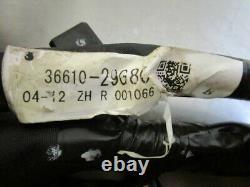 SUZUKI GSXR 750 05 Main Engine Wiring Loom Harness 36610-29G80 OEM 04