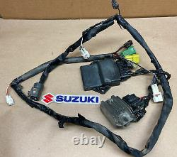 Suzuki LTZ400 Wiring Wire Harness Loom With CDI Regulator 2004 DVX400 G20