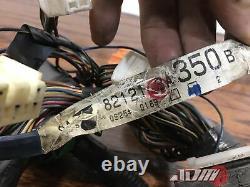 TOYOTA 2JZGTE VVTi ENGINE WIRING HARNESS = GS300 Ready Loom 2JZ 82121-3A350