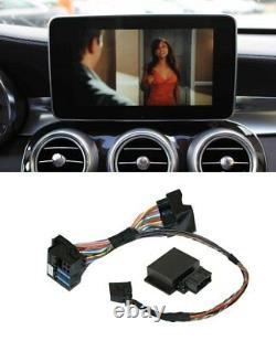 TV DVD Free Bild Video FREISCHALTUNG passend für Mercedes C-Klasse W205 S205